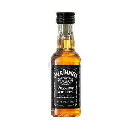 Վիսկի «Jack Daniel`s» 50մլ