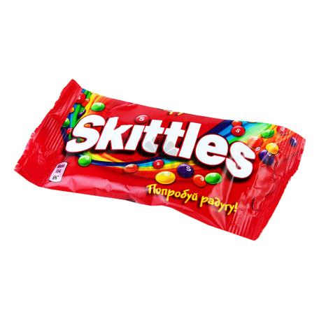Դրաժե «Skittles» մրգային 38գ