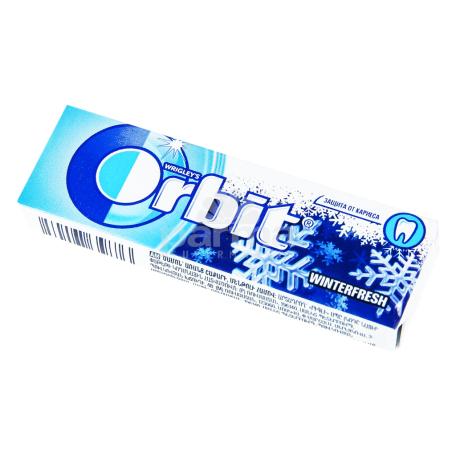 Մաստակ «Orbit» winter fresh 13.6գ