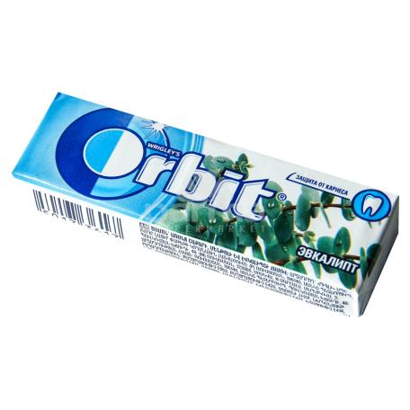 Մաստակ «Orbit» էվկալիպտ 13.6գ