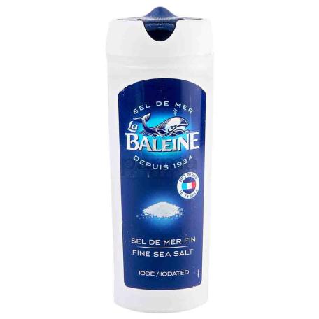 Աղ ծովի «Baleine» մանր 125գ