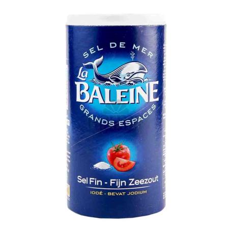 Աղ ծովի «Baleine» մանր 500գ