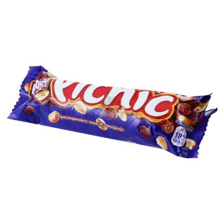 Շոկոլադե բատոն «Picnic» 38գ