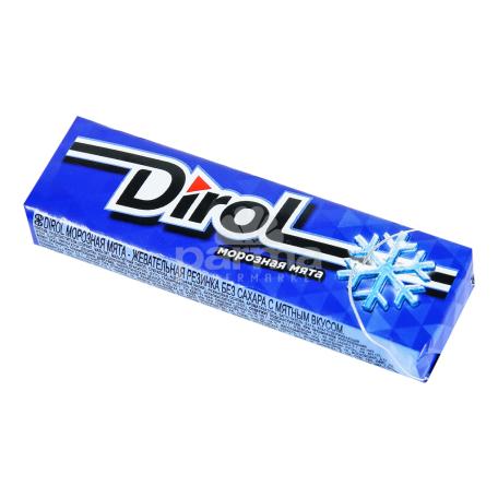 Մաստակ «Dirol Fresh» ձմեռային անանուխ 13.6գ