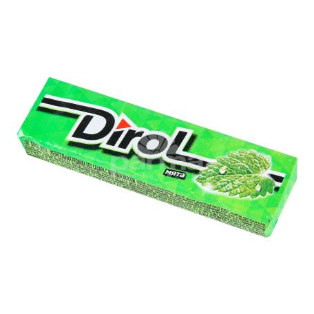 Մաստակ «Dirol Fresh» անանուխ 13.6գ