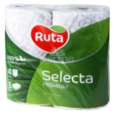 Զուգարանի թուղթ «Ruta Selecta» 4 հատ