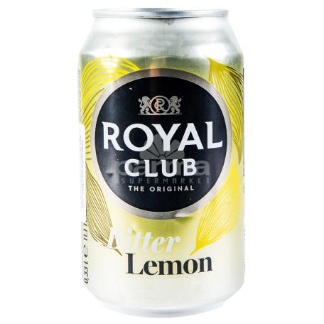 Զովացուցիչ ըմպելիք «Royal Club Bitter Lemon» 330մլ
