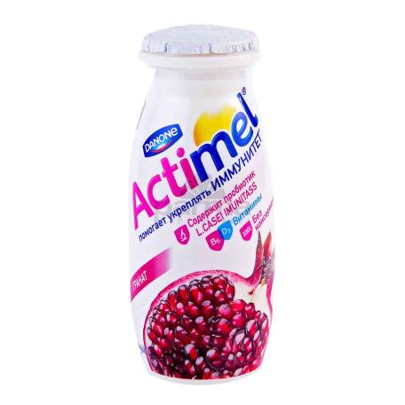 Կաթնաթթվային արտադրանք «Actimel» 1․5% 100գ