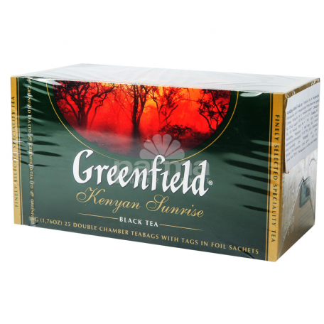 Թեյ «Greenfield Kenyan Sunrise» 50գ