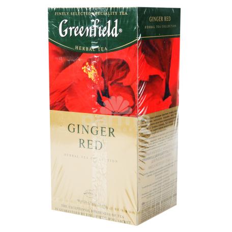 Թեյ «Greenfield Ginger red» 37.5գ