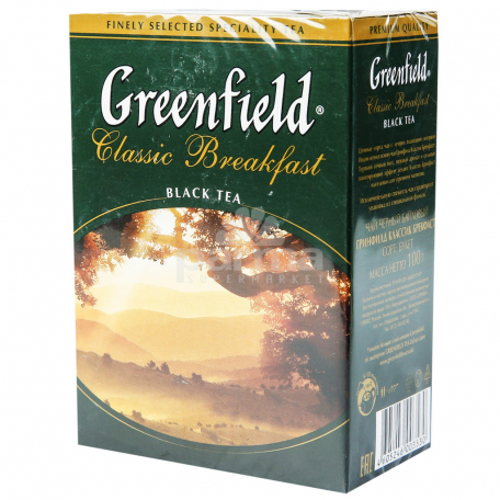 Թեյ «Greenfield Classic Breakfast» 100գ