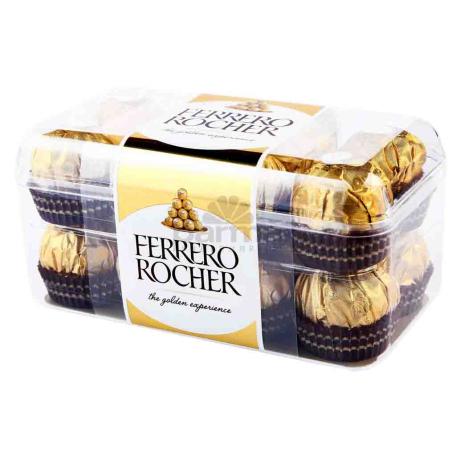 Շոկոլադե կոնֆետներ «Ferrero Rocher» 200գ