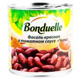 Կարմիր լոբի «Bonduelle» չիլի սոուսով 430գ