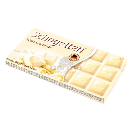Շոկոլադե սալիկ «Schogetten» սպիտակ 100գ