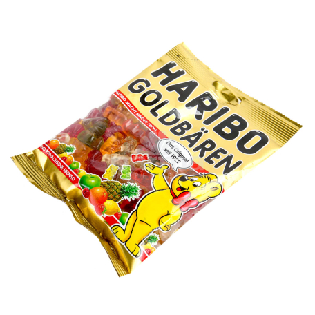 Դոնդողանման կոնֆետներ «Haribo Goldbaren» 200գ