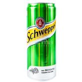 Զովացուցիչ ըմպելիք «Schweppes Mojito» 330մլ