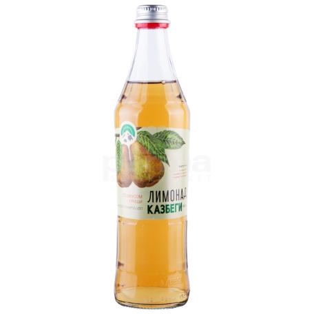 Զովացուցիչ ըմպելիք «Kazbegi» տանձ 500մլ