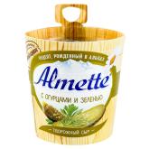Պանիր կաթնաշոռային «Almette» վարունգ 150գ