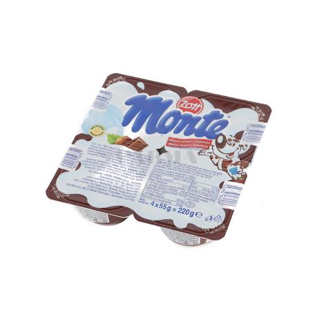 Աղանդեր «Monte Zott» 13.3% 55գ
