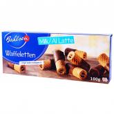 Վաֆլի «Bahlsen» կաթնային շոկոլադով 100գ