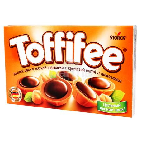 Շոկոլադե կոնֆետներ «Toffifee» 125գ
