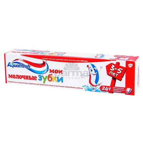 Ատամի մածուկ «Aquafresh Kids» մանկական 50մլ