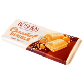 Շոկոլադե սալիկ «Roshen bubble» 85գ
