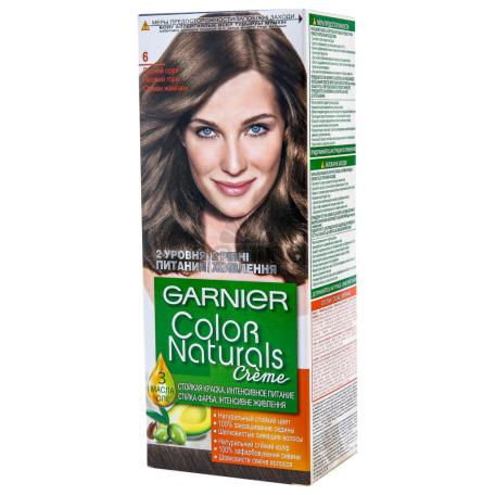 Մազի ներկ «Garnier Color Naturals N6»
