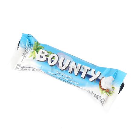 Պաղպաղակ «Bounty» 39.1գ