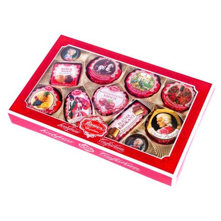 Շոկոլադե կոնֆետներ «Reber Hochfeine Confiserien» 380գ
