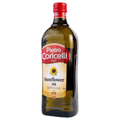 Ձեթ արևածաղկի «Pietro coricelli» 1լ