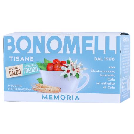 Թեյ «Bonomelli» հիշողությունը բարելավող 32գ