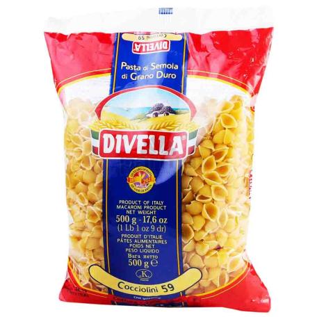 Մակարոն «Divella N59» 500գ