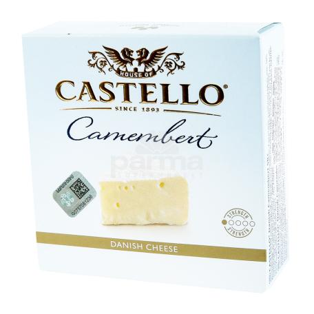 Պանիր կամամբեր «Castello» 125գ