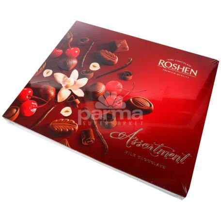 Շոկոլադե կոնֆետներ «Roshen Elegant» 145գ