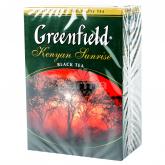 Թեյ «Greenfield Kenyan Sunrise» 100գ