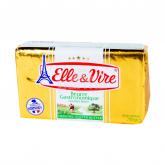 Կարագ «Elle & Vire» աղի 80% 200գ
