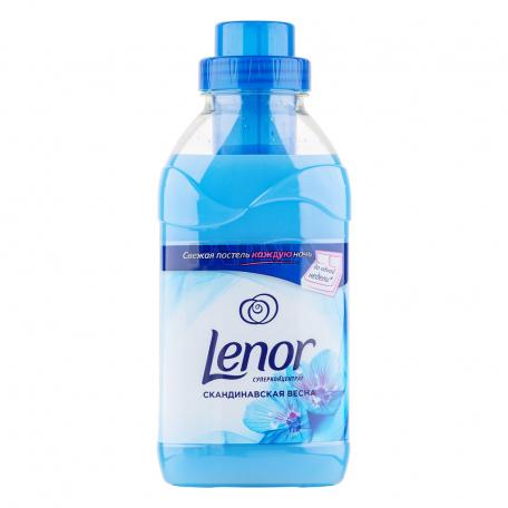 Հեղուկ լվացքի «Lenor» 500մլ
