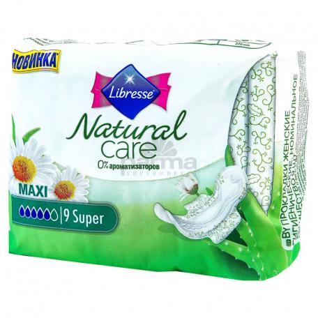 Միջադիրներ «Libresse Natural Ultra Super»