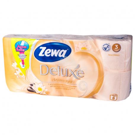 Զուգարանի թուղթ «Zewa Deluxe Aroma» 8 հատ