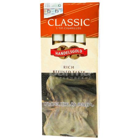 Սիգար «Handelsgold Tip Classic»