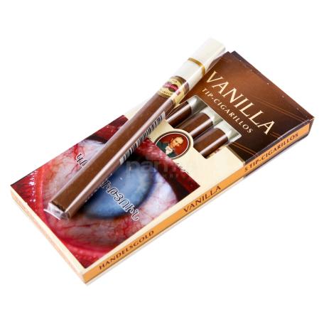 Սիգար «Handelsgold Wood Tip Vanilla»