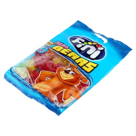 Դոնդողանման կոնֆետներ «Fini Neon Bears» 100գ