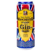 Էներգետիկ ըմպելիք «Gin Tonic Manchester» 500մլ