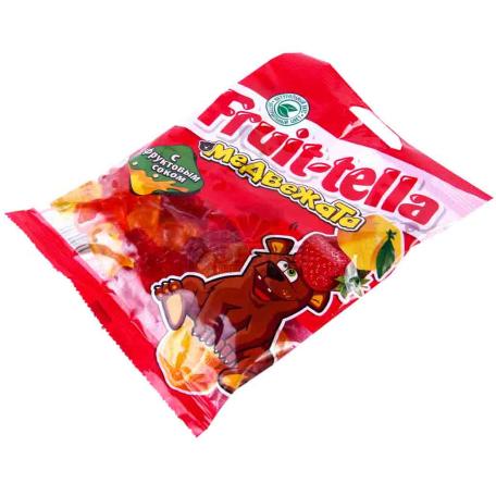Դոնդողանման կոնֆետներ «Fruittella» արջուկներ 70գ