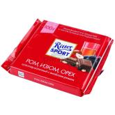 Շոկոլադե սալիկ «Ritter Sport» չամիչ, ընկույզ և ռոմ 100գ