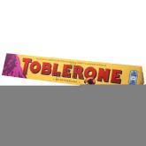 Շոկոլադե սալիկ «Toblerone» միրգ և ընկույզ 100գ