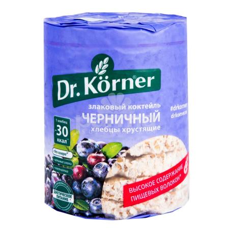 Հացիկ «Dr. Körner» հացահատիկ, հապալաս 100գ