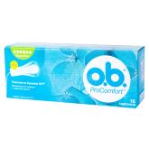 Տամպոններ «o.b. Pro Comfort Super Plus» 16 հատ