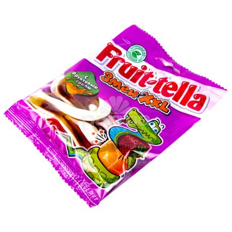 Դոնդողանման կոնֆետներ «Fruittella Snakes» 70գ